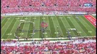 Big Ten Network Coverage, Script Ohio, 09/01/12