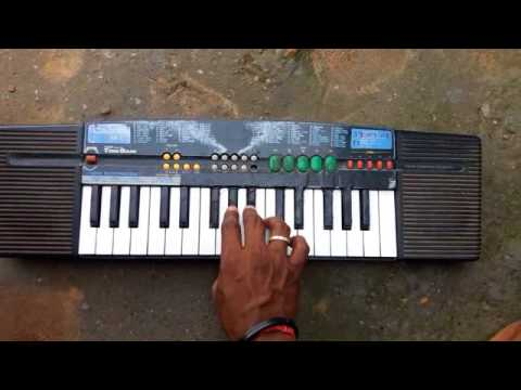 oriya cg songs FEEL MY LOVE piano casio songs