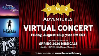 DMR Virtual Concert -- The Shows That Should Have Been