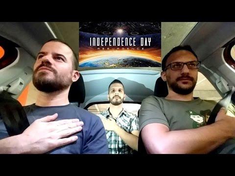 SPOILER CAR: Independence Day Resurgence