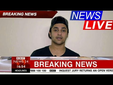 harsh beniwal in tv news channel bb ki vines and tanmay bhat