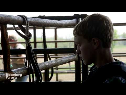 Bull-Riding School: Learning How To Ride A Wild Bull