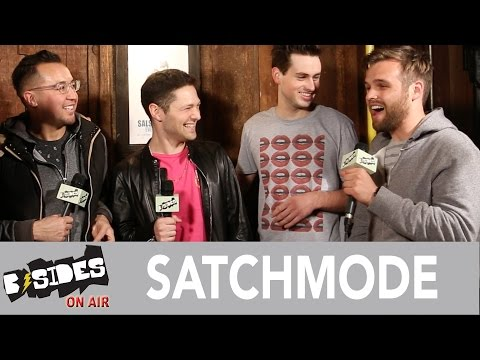 B-Sides On-Air: Interview - Satchmode Talk Debut Album, Music Videos