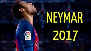 Neymar Jr •  Goals & Assists 2017• Magic Skills || HD