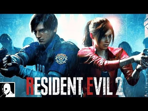 Resident Evil 2 Remake Gameplay German Part 1 - Willkommen in Raccoon City (Let's Play Deutsch PS4)