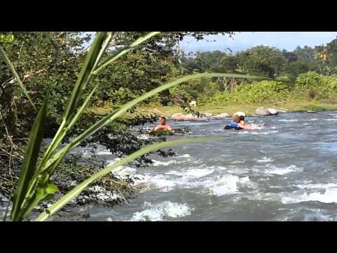 Tubbing on the Allah river tboli philippines part 2