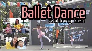 Ballet Dance by Eliza   performance + vlog ❣