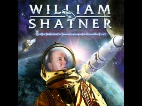 William Shatner - Twilight Zone (Golden Earring cover)