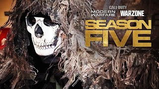 Call of Duty: Modern Warfare & Warzone - Official Season 5 Trailer