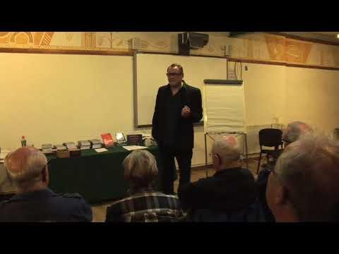 Athens and Jerusalem - Gilad Atzmon at Reading International Festival