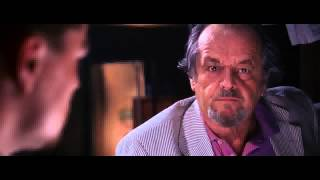 The Departed - Jack Nicholson Leonardo DiCaprio Unscripted Gun