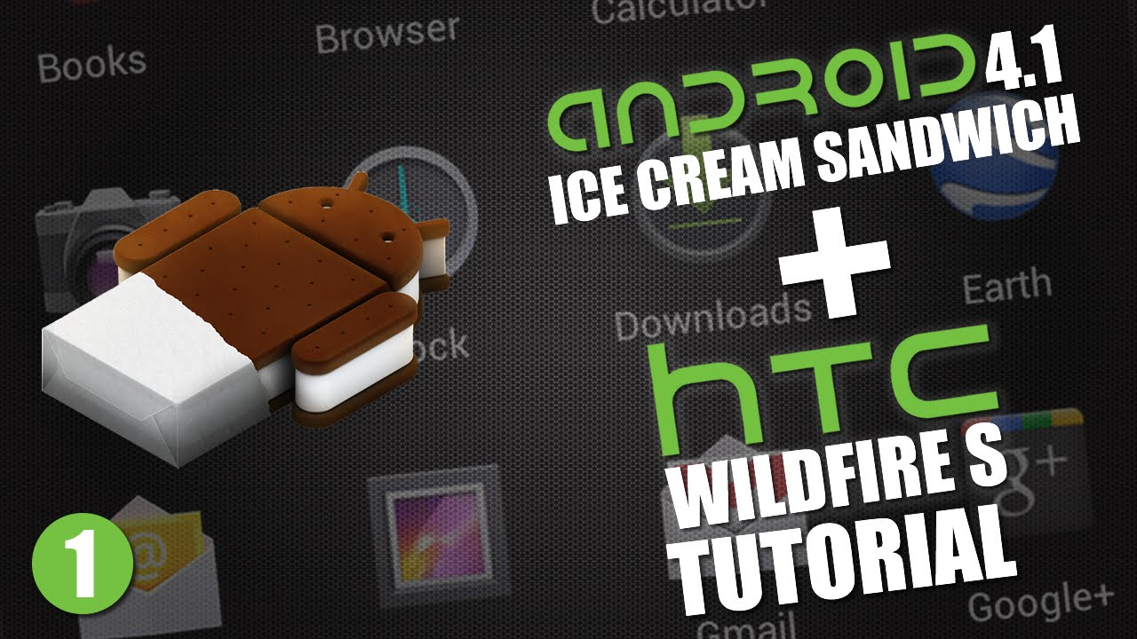 Unlocking the HTC Bootloader - Installing Android 4 0 Ice Cream Sandwich on  a Wildfire S - Part 1