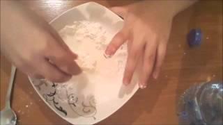 comment faire du slime avec deux ingredient(san borax) thumbnail