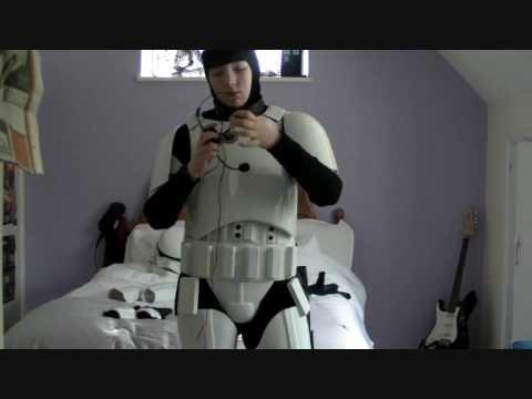 Stormtrooper Transformation  sc 1 st  YouTube & Stormtrooper Transformation - YouTube