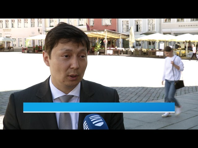 17.06.2021 - Rumeenia president on Eestis visiidil
