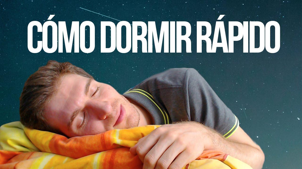 tips para dormir rapido y bien