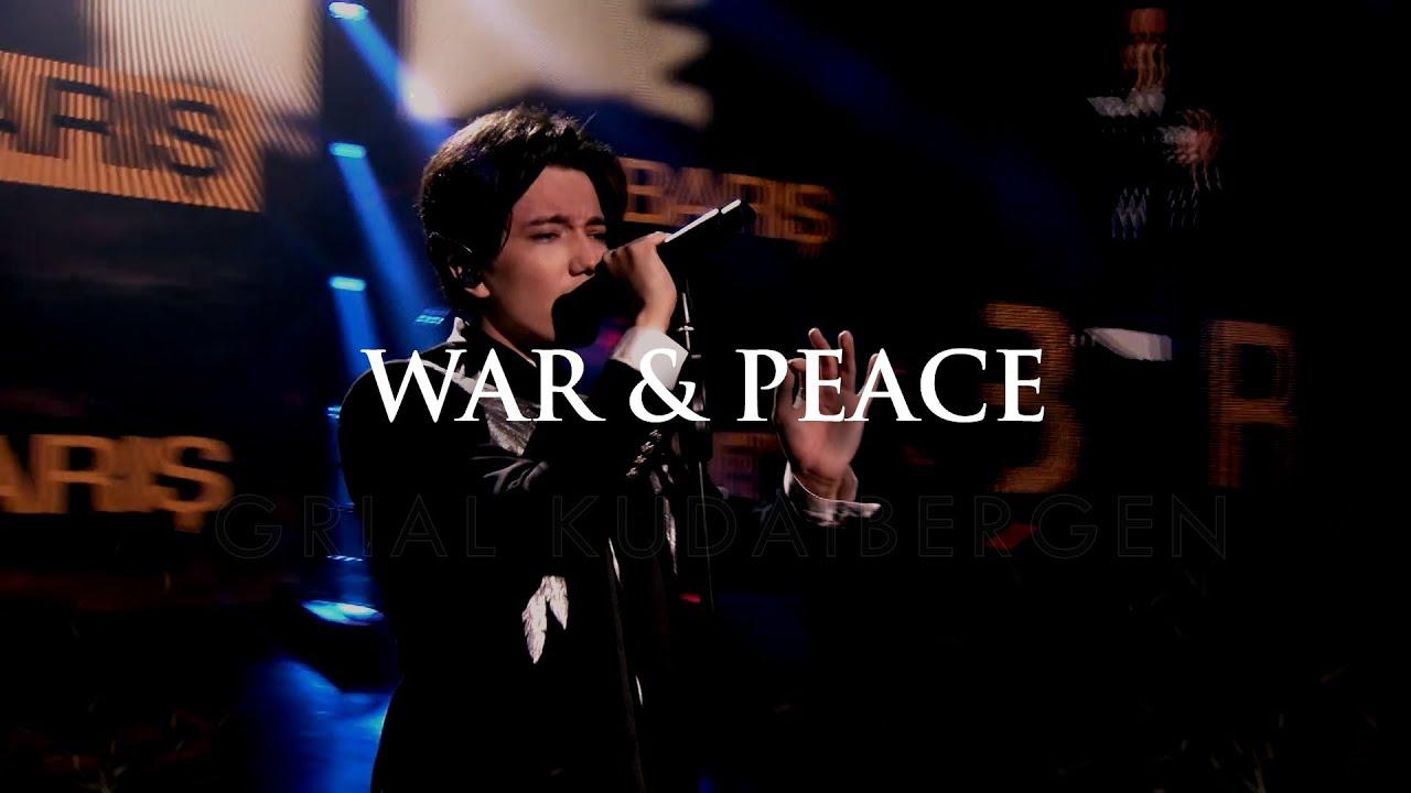 War And Peace - Dimash Kudaibergen (Subtitulado al español/Live)