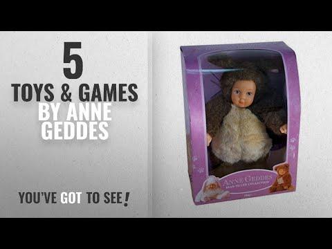 Top 10 Anne Geddes Toys & Games [2018]: Anne Geddes 9 Baby Squirrels