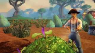 Free Realms Farming HD video game trailer - PS3 PC Mac