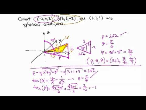Calculus 3, Topic 2: Euclidean 3-space