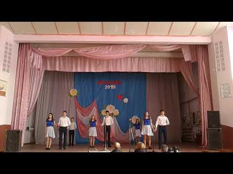 "Танец под песню ""Lovely"""