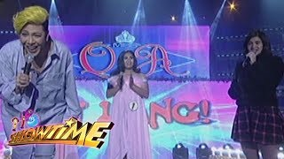 Video It's Showtime Miss Q and A: Vice Ganda laughs at Anne Curtis for approving  on his wrong statement download MP3, 3GP, MP4, WEBM, AVI, FLV Januari 2018