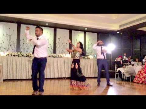 Reception Performance - Suit Suit, Dilli Walli Girlfriend & You Are My Soniya