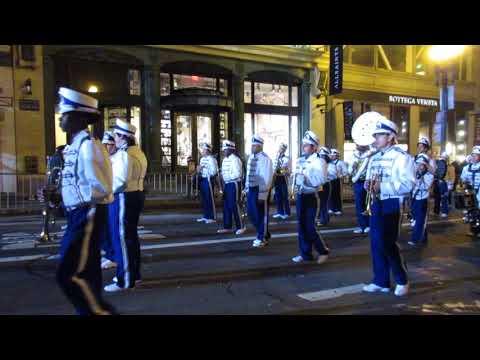 San Francisco Chinese New Year Parade 2018 KIPP San Francisco College Preparatory Band