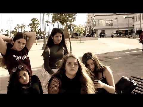 Cyprus Teen Girls--USA Street Preacher And Despo Speaking Greek