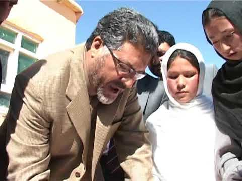 Documentry: Farooq Wardak trip to Bamyan Documentry