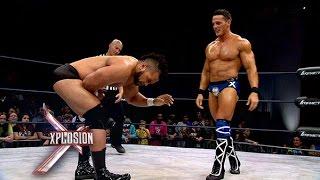 Xplosion Match: Jessie Godderz vs. Micah