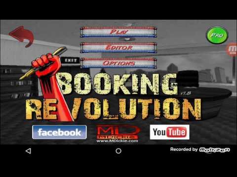 booking revolution mod apk 1.922