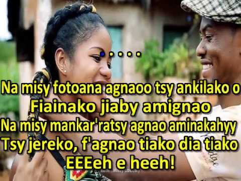 Dadi Love - Tsy atakaloko Karaoke (edit by Térreur)