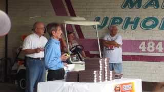 2013 ROUTE 66 CAR SHOW BERWYN ILLINOIS 60402 DICK BIONDI Vid 10 of 14.