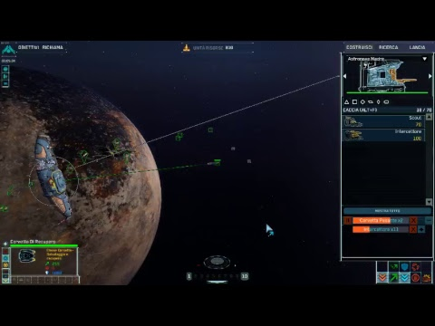 Homeworld Remastered Collection Misison 3 (try after many yers not playing) |
