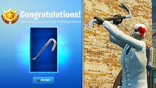 I Unlocked the FREE REWARD ITEMS in Fortnite.. (Fortnite Battle Royale)