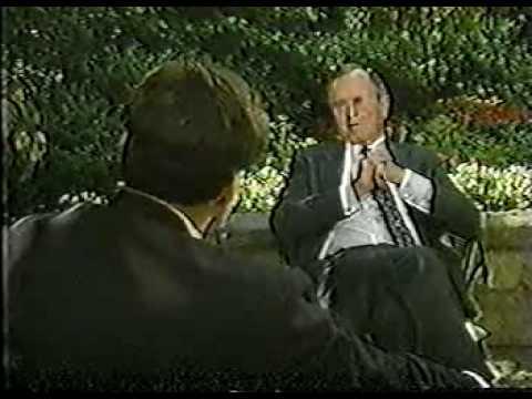 Upton Bell George H.W. Bush Interview Part 2