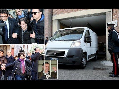 Body of mafia mobster undergoes autopsy