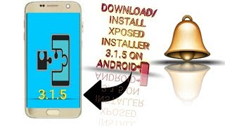 Gambar cover How to download/install xposed installer 3.1.5 on android 📱