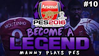 BECOME A LEGEND! #10 |PES 2016! |