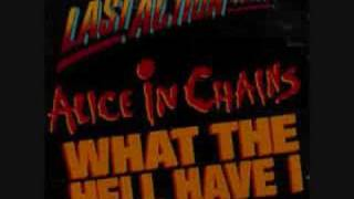 Alice In Chains - What The Hell Have I 8-Bit
