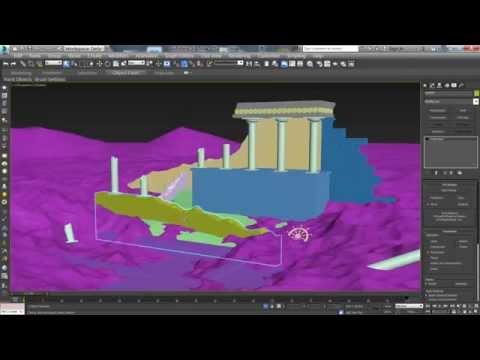 Как сделать 3d мультфильм в 3d max
