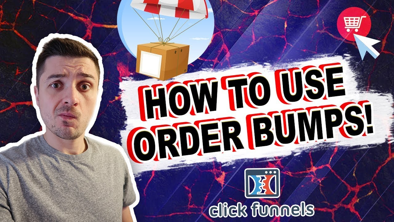 Clickfunnels Training: How To Use Order Bumps To Crush It In Your eCommerce Funnels!