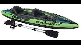 Terry & Sandy Versus Kayaks Part 2