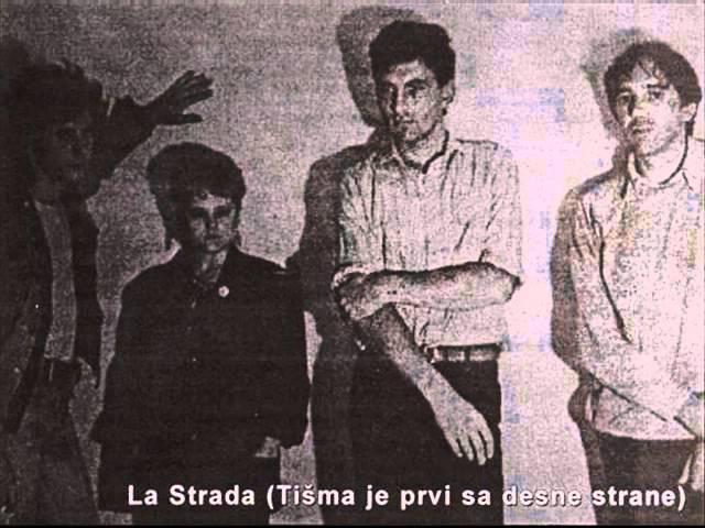 La Strada-Želje (1983 Darkwave-Post Punk-New Wave , Yugoslavia)