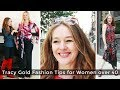Tracy Gold Fashion Tips for Women Over 40 - Over 40 style