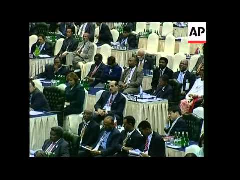 Annan meets Thaksin, speech by Nepalese king