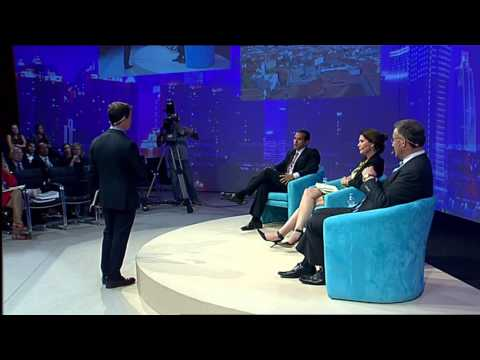 Atlantic Dialogues 2014 - Giving Ground: Why Inclusive & Sustainable Cities Matter