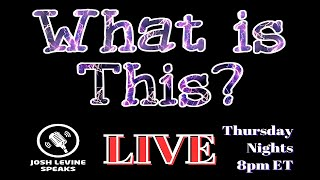 What is This? LIVE SHOW Trailer - Solving Mystery Antiques