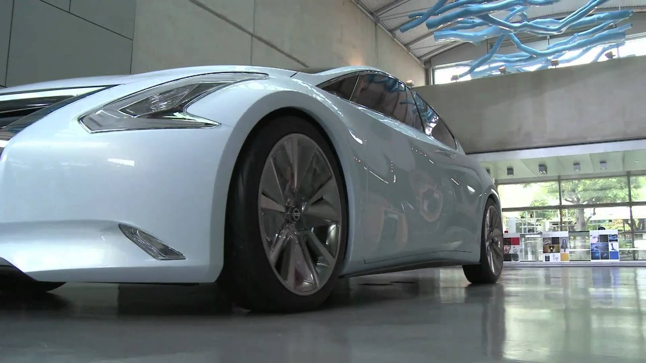 Nissan Ellure Concept Revealed For LA Auto Show 2010